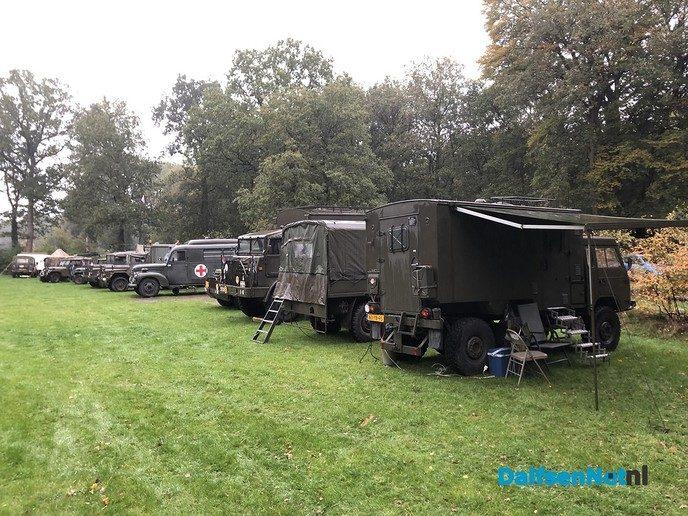 Was er oorlog in het Sterrebos bij Starnbosch? - Foto: Ingezonden foto