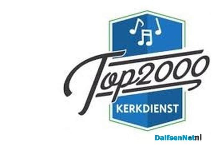 Top 2000-dienst Dalfsen - Foto: Ingezonden foto