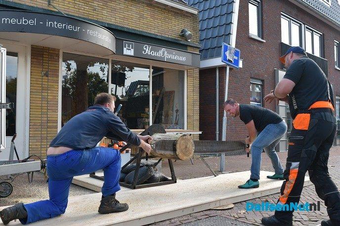 Stoere Mannendag was een succes - Foto: Johan Bokma