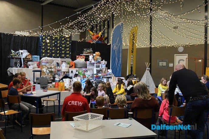 Tip voor de zondag! Spectaculaire prijzen op de bazaar in Hoonhorst - Foto: Johan Bokma
