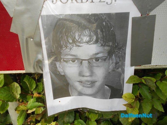 Jordi is 25 jaar