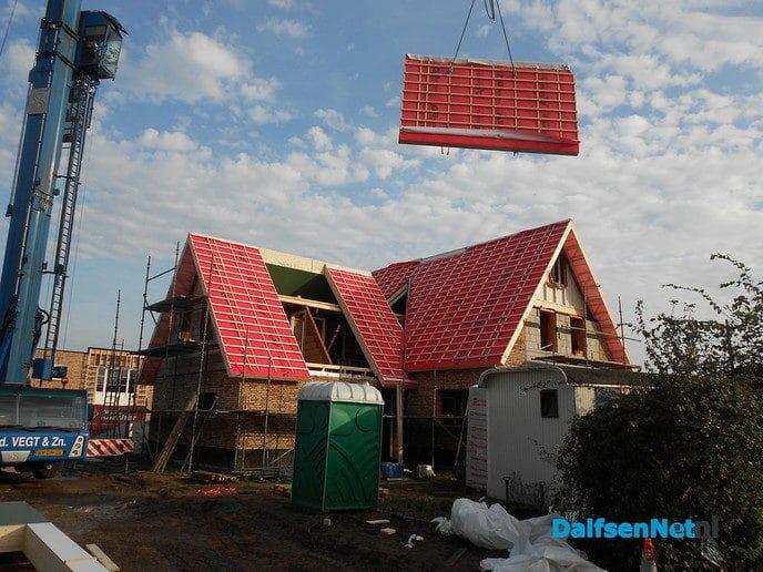 Het dak er op bij Printhuus