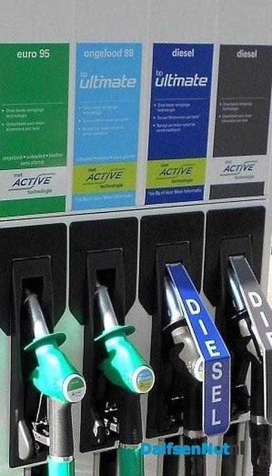 Problemen met bevoorrading benzine stations