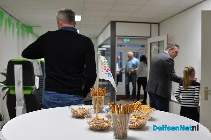 Fit20 feestelijk geopend door wethouder Jan Uitslag - Foto: Johan Bokma