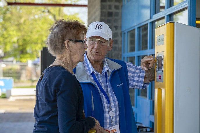 Ervaar het openbaar vervoer: Inloopspreekuur - Foto: Ingezonden foto