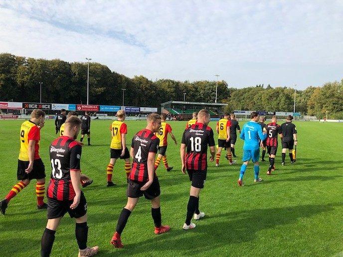 SV Dalfsen sprokkelt puntjes in thuiswedstrijden - Foto: Ingezonden foto