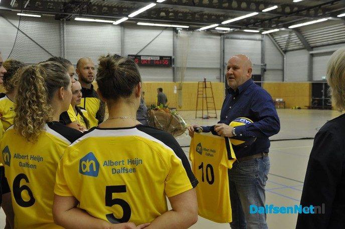 Albert Heijn Dalfsen sponsort Dalvo Dames 2 - Foto: Ingezonden foto