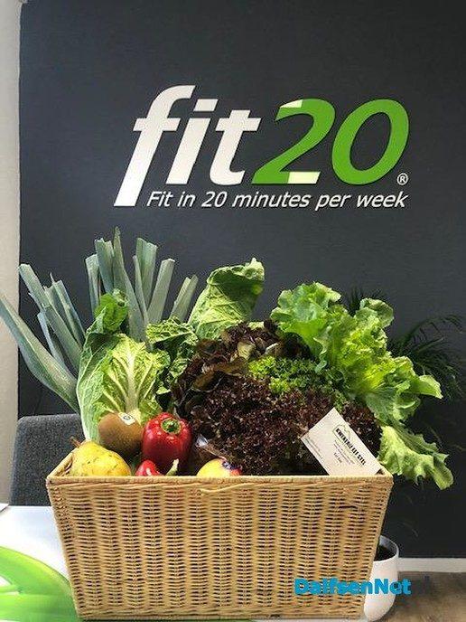 Fit20 Dalfsen schrijft haar 75e klant in ! - Foto: Ingezonden foto