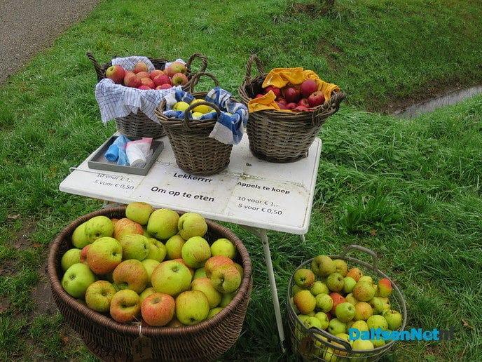 Heerlijke appels voor weinig geld - Foto: Wim