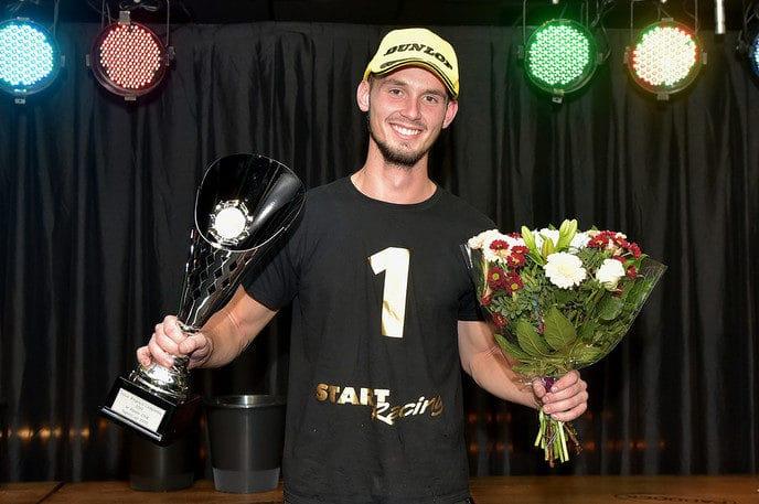 Danny van der Sluis Nederlands kampioen - Foto: eigen geleverde foto
