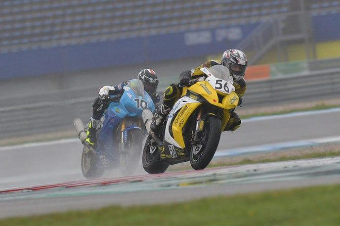 Jeroen Hilster pakt Nederlands titel in laatste race - Foto: eigen geleverde foto