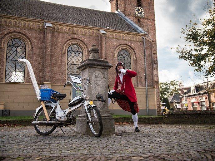 Prins wisseling - Foto: Ingezonden foto
