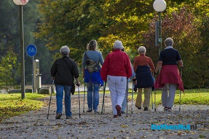 Cursus Nordic Walking start morgen - Foto: Ingezonden foto