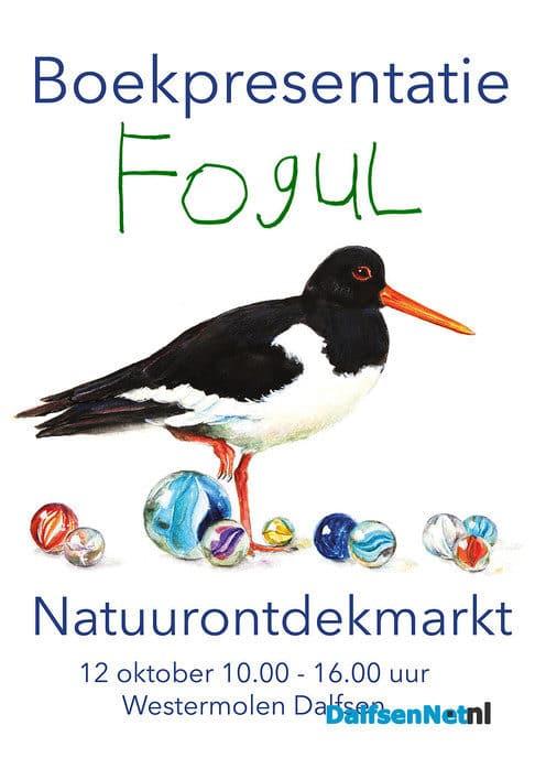 Boekpresentatie en natuurontdekmarkt - Foto: Ingezonden foto