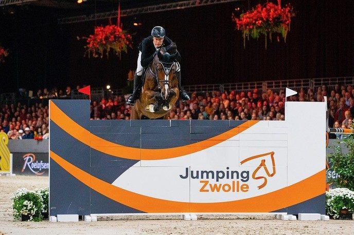 Jumping Zwolle-winnaar Remco Been: 'Hier doe je het voor'