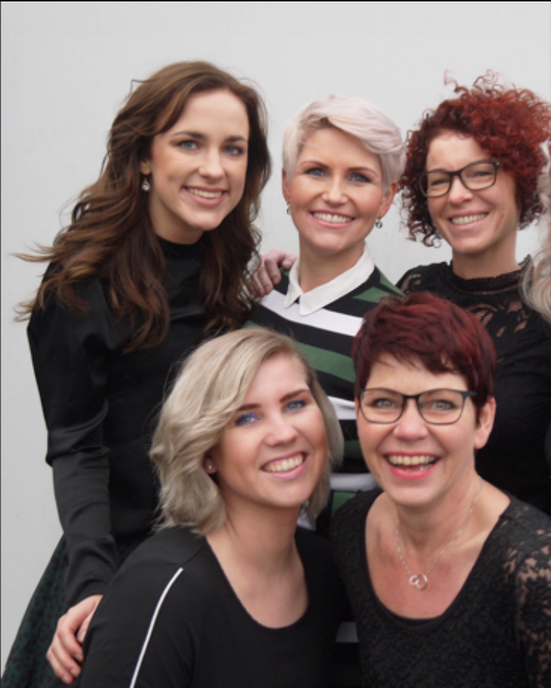 Salon Images staat met maar liefst 3 dames in de Trend Vision finale