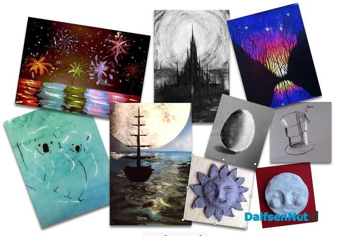 Tekenen, schilderen en meer - Foto: Ingezonden foto