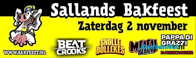 Sallands Bakfeest - Foto: Ingezonden foto