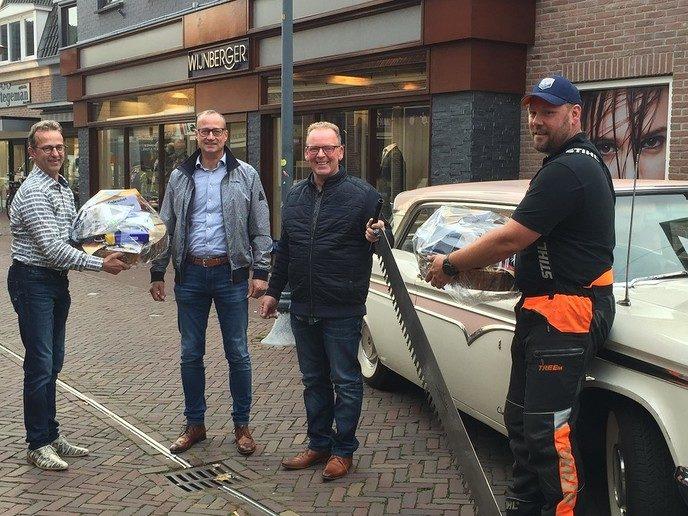 Stoere Mannendag was een succes - Foto: eigen geleverde foto