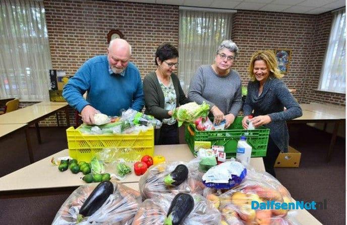 Voedselbank nieuws - Foto: Ingezonden foto