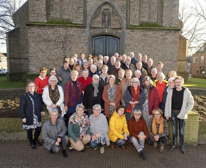 Toppers uit het koorrepertoire - Foto: Geert Bistervels
