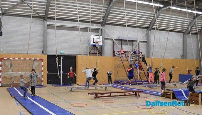Trefkoele+ Springt in op onderwijsstaking met sport- en speldag - Foto: Johan Bokma