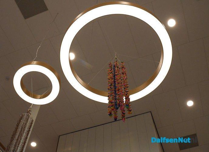 Expositie Artistieke talenten 2 door Erica van Lente geopend - Foto: Johan Bokma