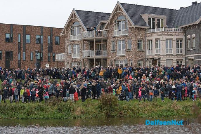 Sinterklaas is weer aangekomen in Dalfsen - Foto: Johan Bokma