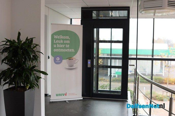 Univé Dalfsen toegankelijk voor iedereen! - Foto: Johan Bokma