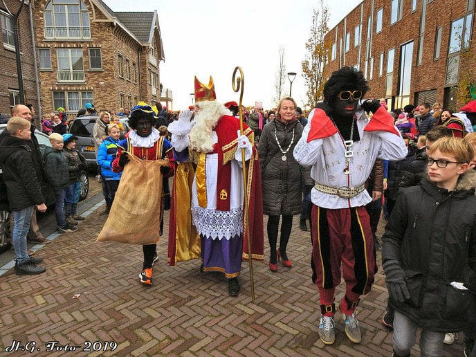 Sinterklaas is weer aangekomen in Dalfsen