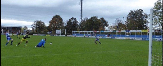 USV slaat slag tegen FC Assen (2-1) - Foto: eigen geleverde foto