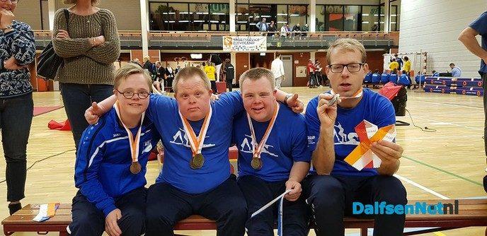 Medailles voor recreanten turners en Special Gym ASC Gym en Dance - Foto: Ingezonden foto