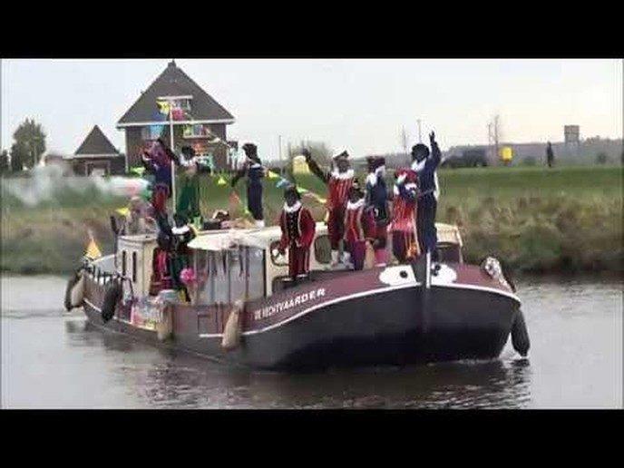Intocht Sinterklaas Dalfsen (video)