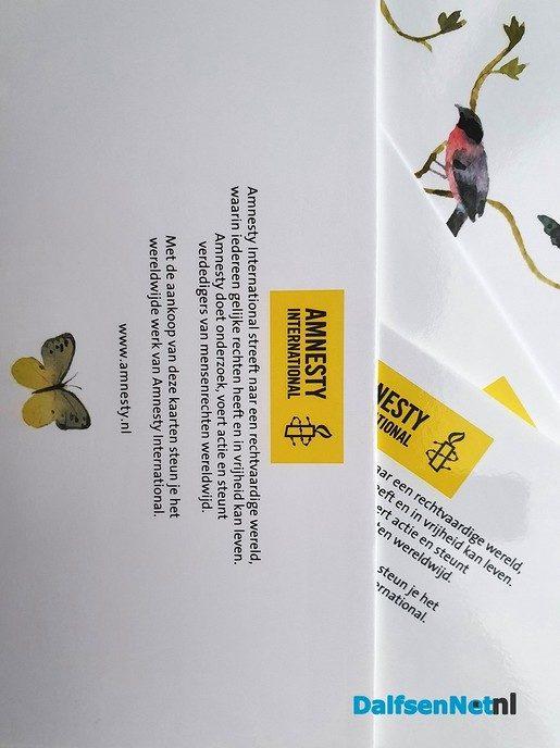 Wereldwinkel steunt Amnesty International - Foto: Ingezonden foto
