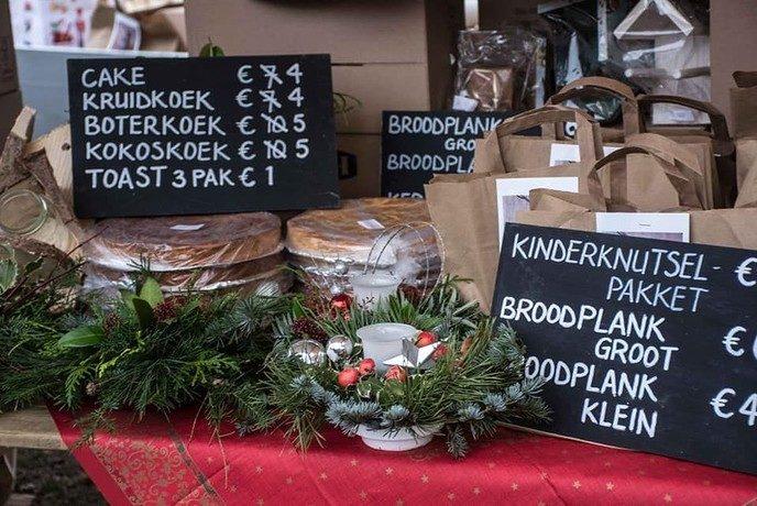 Boerenmarkt Vilsteren in een vrolijke Kerstsfeer - Foto: eigen geleverde foto