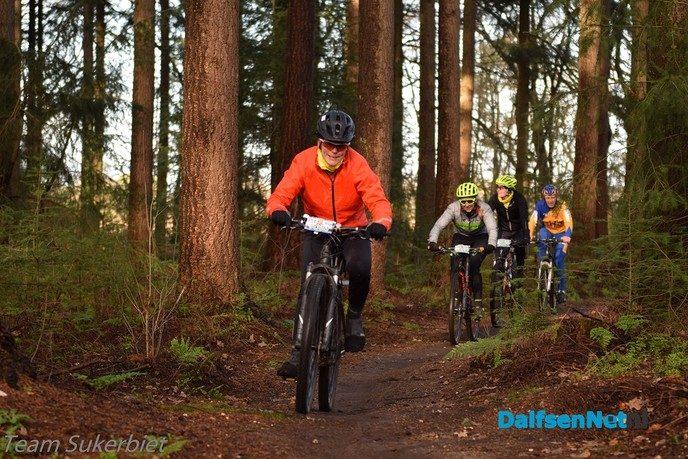 Team Sukerbiet organiseert SealEco MTB Challange voor goede doelen - Foto: Ingezonden foto