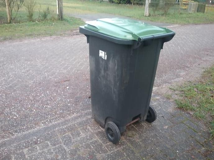 Update groene container - Foto: Ingezonden foto