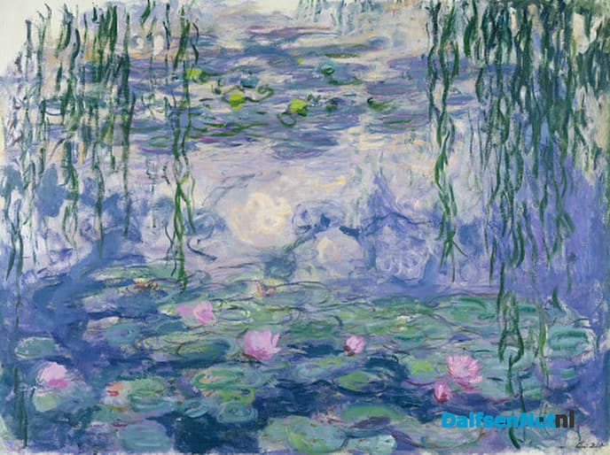 Workshops 'In de geest van Mondriaan en Monet' - Foto: Ingezonden foto