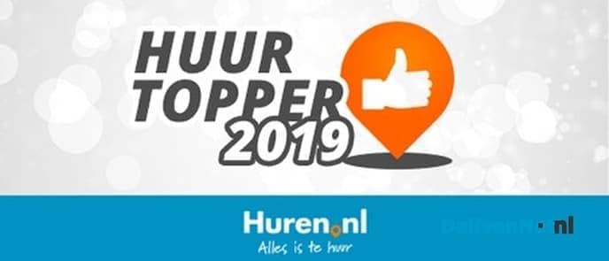 Gehuurd.nl uit Nieuwleusen  in de prijzen - Foto: Ingezonden foto