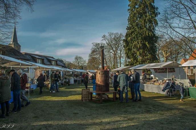 Boerenmarkt in Vilsteren. - Foto: eigen geleverde foto