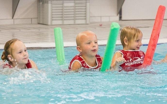 Nieuwe zwemschool in Heino en Hardenberg
