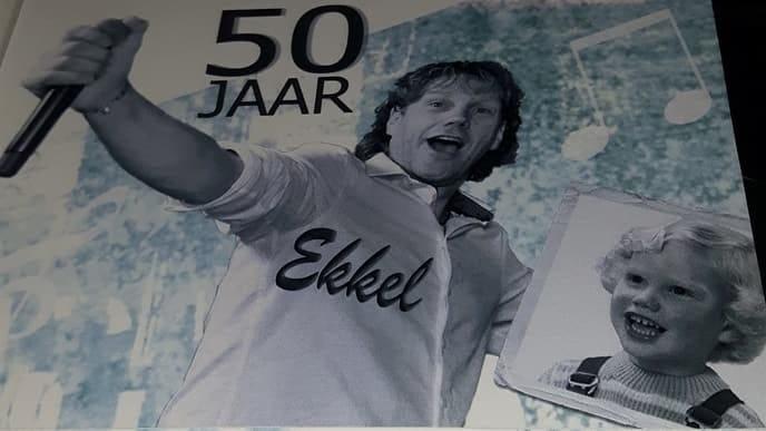 Martien Ekkelenkamp 50 jaar