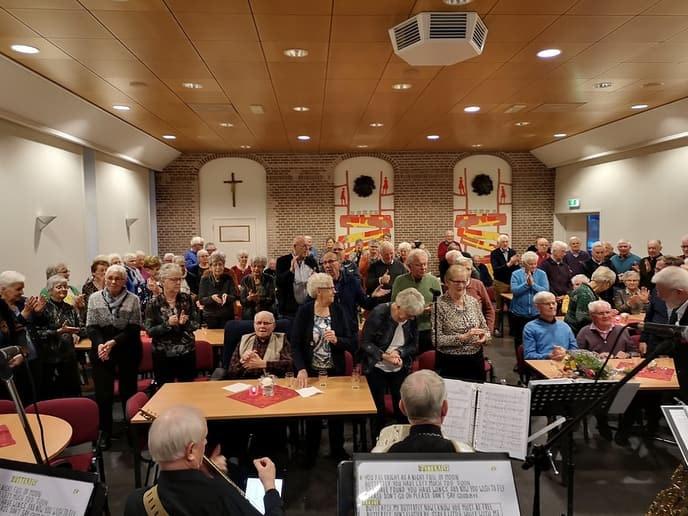 Flip: Succes met de Jonkvrouwen uit Zwolle - Foto: eigen geleverde foto