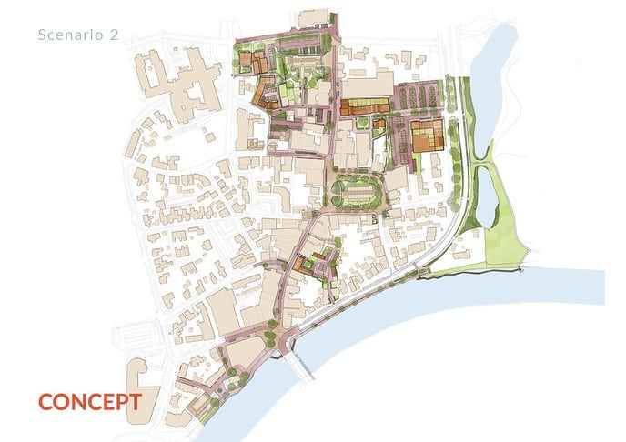Informatieavond Centrumplan Dalfsen - Foto: Gemeente Dalfsen