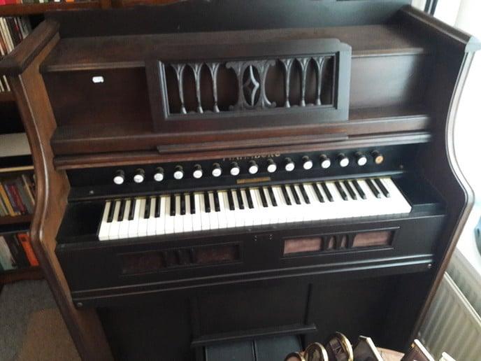 Ongelofelijk blij met Mannborg orgel, maar toch een vraag - Foto: Ingezonden foto