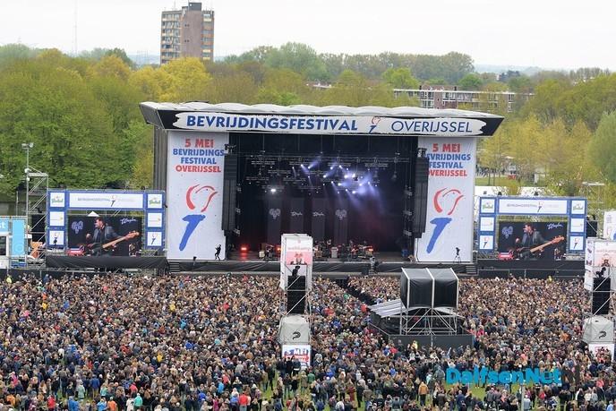 Meer over Bevrijdingsfestival Overijssel 2020 - Foto: Johan Bokma