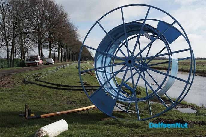 Werkzaamheden project Vechtdal Verbinding - Foto: Paul Scholten