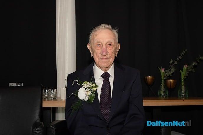 Dorus Broeks 100 jaar - Foto: Johan Bokma