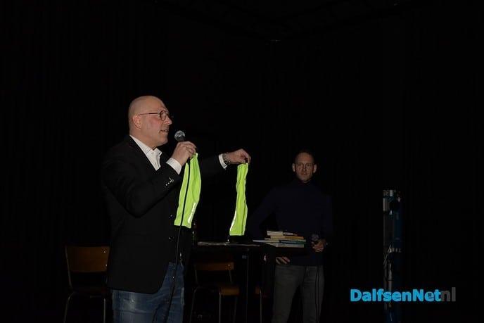 Geslaagde sponsoravond Dalfser voetbalverenigingen - Foto: Johan Bokma