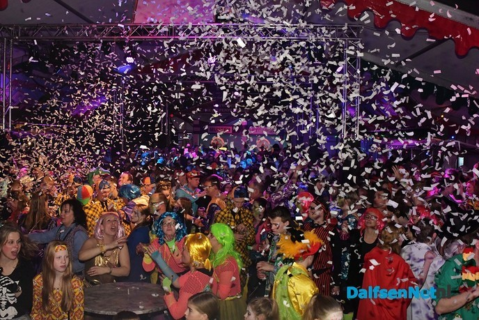 Carnaval Vilsteren - Foto: Johan Bokma
